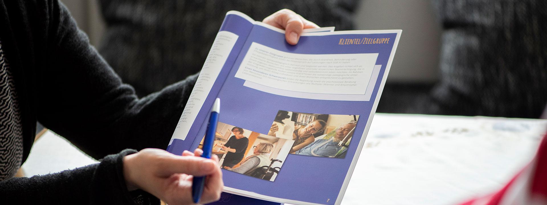 Phönix - Soziale Dienste in Berlin - Berlinweite Unterstützung für Menschen mit Behinderungen