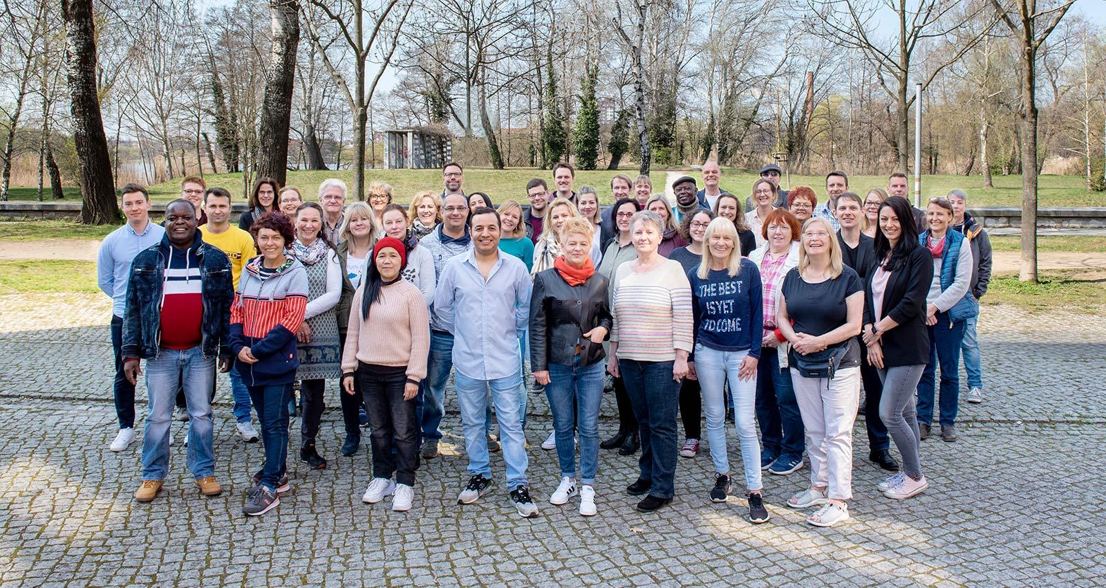 Phönix - Soziale Dienste in Berlin - Unser Team
