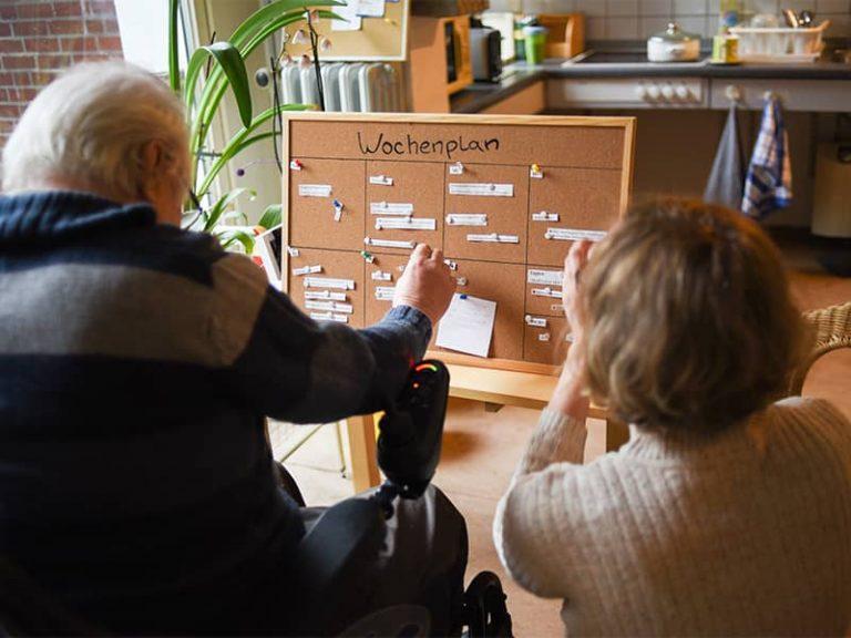 Phönix - Soziale Dienste in Berlin - Unsere Leistungen - Betreutes Einzelwohnen - So unterstützen wir dich in Berlin